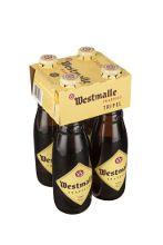 Set Westmalle Tripel 4 x 33 cl