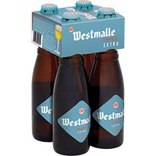 Westmalle Extra 33 cl - clip