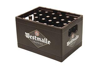 Westmalle Dubbel 33 cl crate
