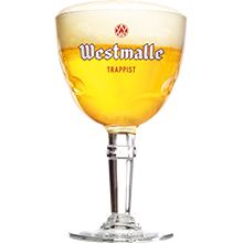 Westmalle Extra 33 cl - glass
