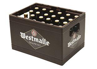 Westmalle Tripel 33 cl - caja