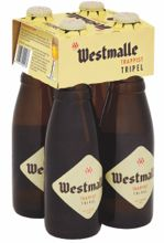 Cluster clip Westmalle Tripel 4 x 33 cl