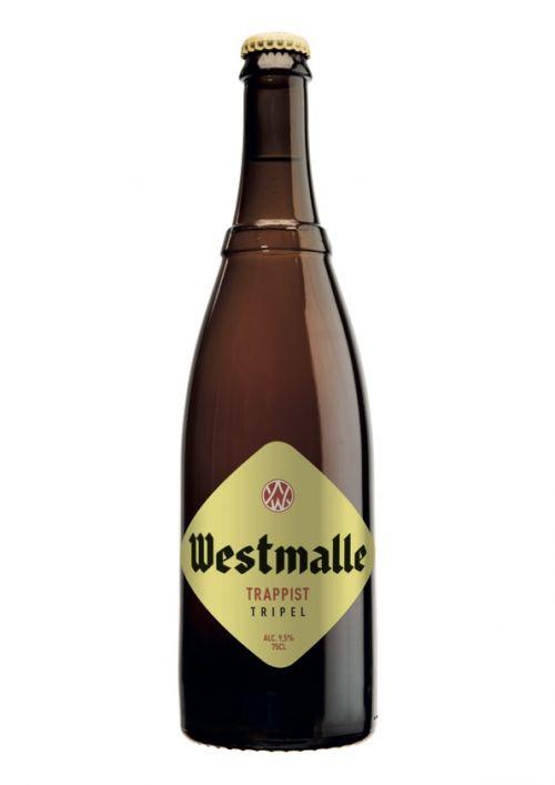 Westmalle Tripel 75 cl fles