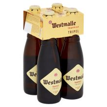 Clip Westmalle Tripel 4 x 33 cl