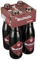 Clip Westmalle Dubbel 4 x 33 cl
